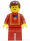 Minifig No: cas077  Name: Classic - Knights Tournament Prince