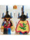 Minifig No: cas236  Name: Dragon Knights - Dragon Master, Blue Plumes, Dragon Cape