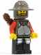 Minifig No: cas246  Name: Knights' Kingdom I - Knight 1, with Quiver