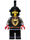 Minifig No: cas248  Name: Knights' Kingdom I - Cedric the Bull