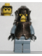 Minifig No: cas300  Name: Knights Kingdom II - Rogue Knight 1 (Sand Blue)