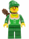 Minifig No: cas319  Name: Forestwoman - Original with Quiver