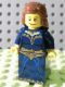 Minifig No: cas333  Name: Fantasy Era - Crown Princess (Maiden)