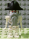 Minifig No: cas346  Name: Fantasy Era - Skeleton Ship Captain