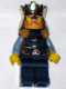 Minifig No: cas388  Name: Fantasy Era - Crown King, No Cape