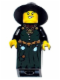 Minifig No: cas397  Name: Fantasy Era - Evil Witch