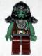 Minifig No: cas398  Name: Fantasy Era - Troll Warrior 6 (Orc)