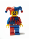 Minifig No: cas403  Name: Fantasy Era - Jester