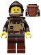 Minifig No: cas409  Name: Fantasy Era - Peasant Male Old