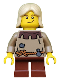 Minifig No: cas411  Name: Fantasy Era - Peasant Child
