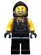 Minifig No: cas413  Name: Fantasy Era - Blacksmith