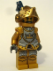 Minifig No: cas415  Name: Fantasy Era - Gold Knight
