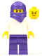 Minifig No: cas548  Name: Ninja - Female