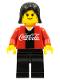 Minifig No: cc4444  Name: Soccer Player Coca-Cola Defender 2