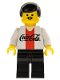 Minifig No: cc4448  Name: Soccer Player Coca-Cola Defender 3