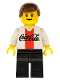Minifig No: cc4450  Name: Soccer Player Coca-Cola Midfielder 2
