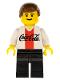 Minifig No: cc4450  Name: Soccer Player Coca-Cola Midfielder 2