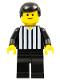 Minifig No: cc4454  Name: Soccer Referee Coca-Cola
