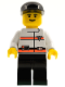 Minifig No: cc4456  Name: Soccer Doctor (Coca-Cola)