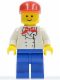 Minifig No: chef012  Name: Chef - Ice Cream Vendor