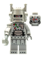 Minifig No: col007  Name: Robot, Series 1 (Minifigure Only without Stand and Accessories)