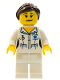 Minifig No: col011  Name: Nurse, Series 1 (Minifigure Only without Stand and Accessories)