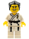 Minifig No: col030  Name: Karate Master - Minifigure only Entry