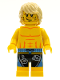 Minifig No: col031  Name: Surfer - Minifigure only Entry