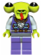 Minifig No: col044  Name: Space Alien - Minifigure only Entry