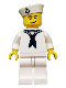 Minifig No: col058  Name: Sailor - Minifigure only Entry