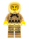 Minifig No: col068  Name: Ice Fisherman - Minifigure only Entry