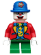 Minifig No: col073  Name: Small Clown - Minifigure only Entry