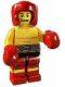 Minifig No: col077  Name: Boxer - Minifigure only Entry