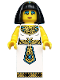 Minifig No: col078  Name: Egyptian Queen - Minifigure only Entry