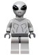 Minifig No: col081  Name: Classic Alien - Minifigure only Entry