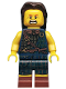 Minifig No: col082  Name: Highland Battler - Minifigure only Entry