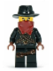 Minifig No: col085  Name: Bandit - Minifigure only Entry
