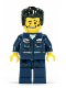 Minifig No: col095  Name: Mechanic - Minifigure only Entry