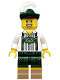 Minifig No: col115  Name: Lederhosen Guy - Minifigure only Entry