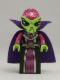 Minifig No: col128  Name: Alien Villainess - Minifigure only Entry