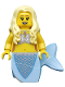 Minifig No: col140  Name: Mermaid - Minifigure only Entry