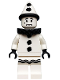Minifig No: col155  Name: Sad Clown - Minifigure only Entry