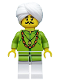 Minifig No: col198  Name: Snake Charmer - Minifigure only Entry