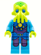 Minifig No: col201  Name: Alien Trooper - Minifigure only Entry