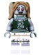 Minifig No: col218  Name: Zombie Cheerleader - Minifigure only Entry