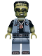 Minifig No: col222  Name: Monster Rocker - Minifigure only Entry