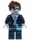 Minifig No: col223  Name: Zombie Businessman - Minifigure only Entry