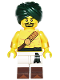 Minifig No: col245  Name: Desert Warrior - Minifigure only Entry