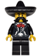 Minifig No: col256  Name: Mariachi - Minifigure only Entry