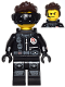 Minifig No: col257  Name: Spy - Minifigure only Entry